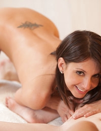 Nubile Films - videos featuring Katie Jordin, Georgia Jones, and Faye Reagan in The Pillow Fight