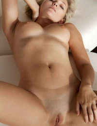 Smiling angel waiting sex
