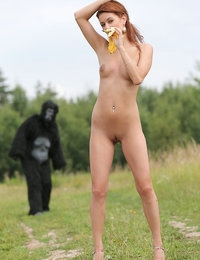 Becca and the beast - FREE PHOTO PREVIEW - WATCH4BEAUTY erotic art magazine