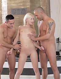 Nubiles.net - featuring Nubiles Lindsey Olsen in threesome-sex