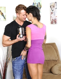 Bonnie Rotten and Bill Bailey in My Friend's Hot Got - Naughty America