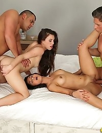 Euro Sex Parties Presents Tiffany Doll in Team Players! - Movies And Pictures  photo #11