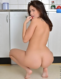 Nubiles.net - featuring Nubiles Ava Dalush in kitchen-fun photo #11