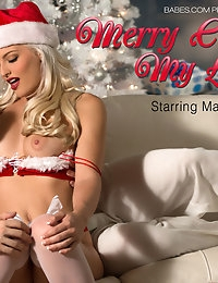 Nude Pics Of Macy Cartel In Merry Christmas, My Love - Babes.com photo #10