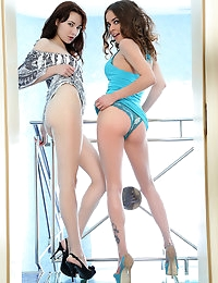 Close to the pool - FREE PHOTO PREVIEW - WATCH4BEAUTY erotic art magazine photo #5