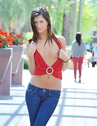 FTV Girls Jody nipples show through - FTVGirls.com photo #2