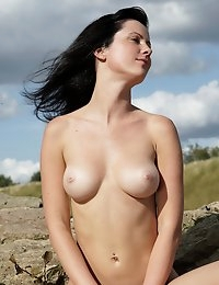 Fedorov-hd-Lucia-stream-russian-outdoor-busty-hot-beauty-sexy  photo #12