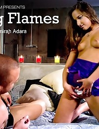 Nude Pics Of Amirah Adara In Swaying Flames - Babes.com photo #10