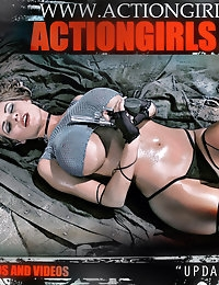 Exclusive Actiongirls 2012 Web Posters Actiongirls.com photo #7