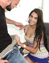 First Time Auditions  - Presents Karina in Pussy Pounding Where amateur girls do anything for fame photo #3