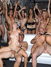 InTheVip  - Paris Pleased to eat you club babes get bang at clubs in club orgys photo #8