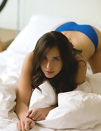Nubiles.net - featuring Nubiles Casey Calvert in bed-fun photo #6